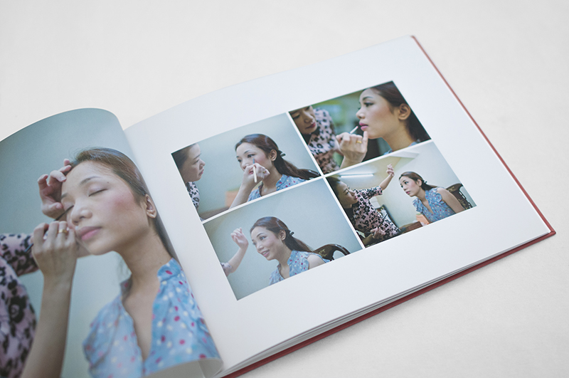 wedding album photobook