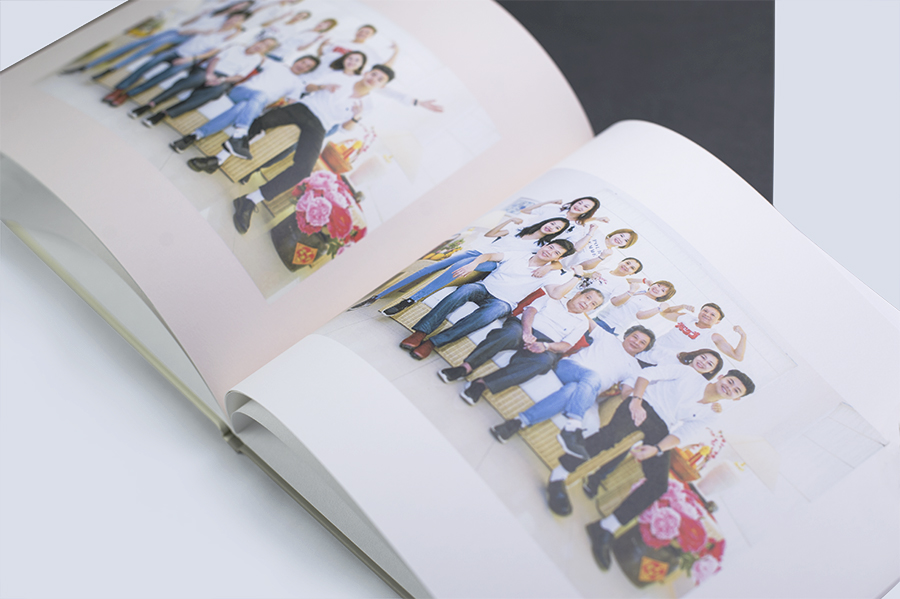 Family Photobook/Album Design