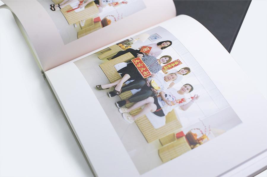Family Photobook/Album Design