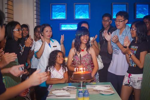 Mazni's Birthday Party