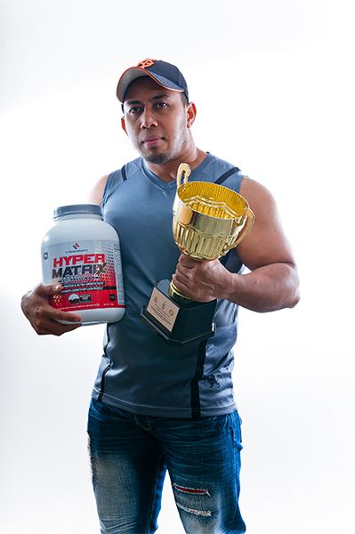 Hyperstrength Sponsored Athlete, Shahrizal