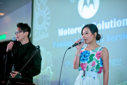 Motorola Solutions PFSC 1st Anniversary Night