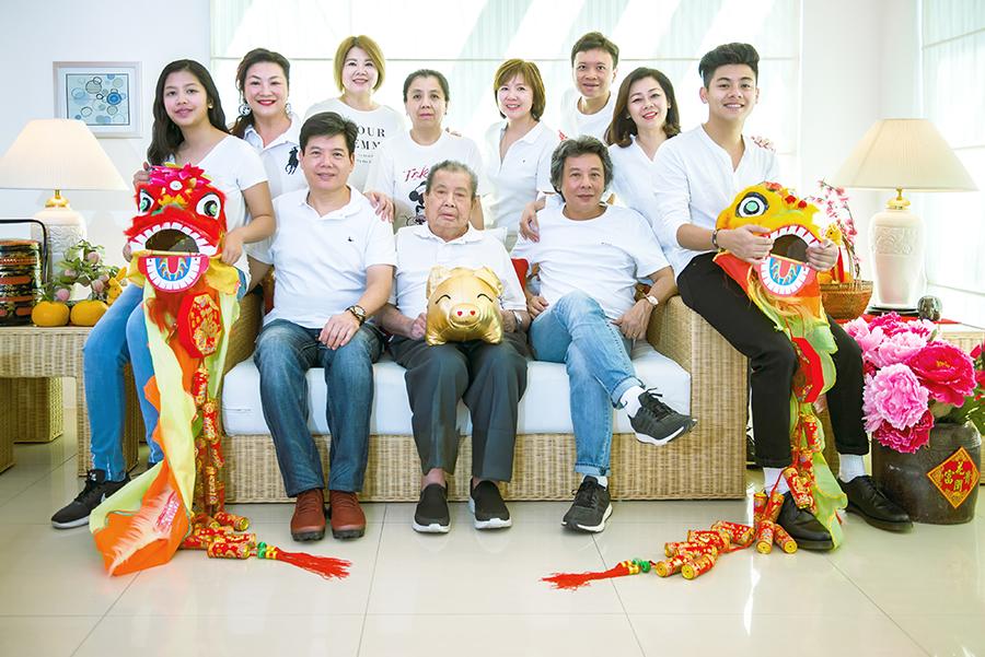 Tan Family Photo