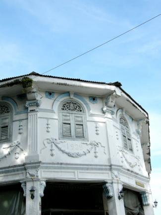 Penang Old Building