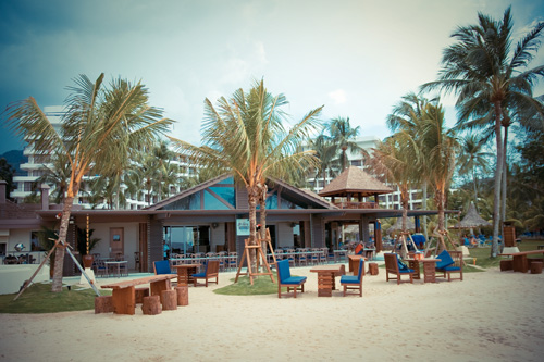 Golden Sands Resort Penang Sigi S Bar Grill On The Beach Golden